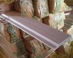 Вагонка деревянная в заводской упаковку