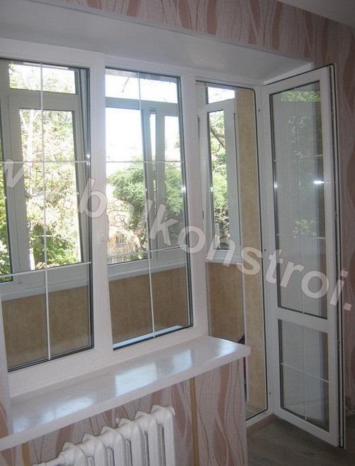 фото пятиугольные окна