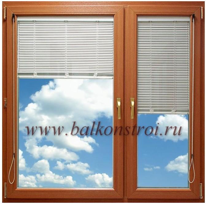 остекление квартиры деревянными окном
