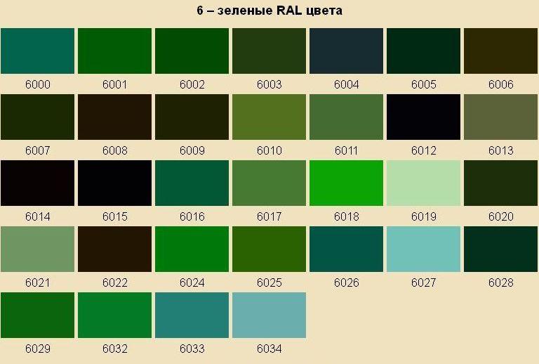 Как сделать зеленый цвет темнее