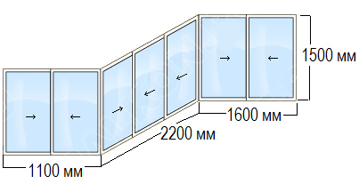 Остекление балконов и лоджий,остекление балкона алюминиевым .